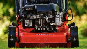 picture of a lawn mower