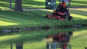riding mower not bagging featured image